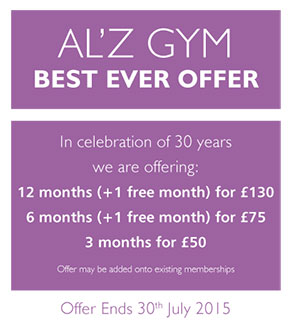 Our best ever gym membership Offer!